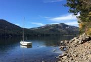 Donner Lake Boat