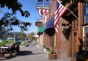 Downtown Truckee CA
