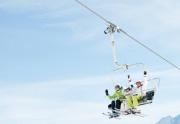 Skiing in Lake Tahoe