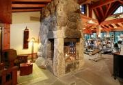 Lahontan Spa Fireplace