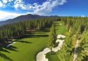 Martis Camp Golfing