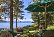 Lake Tahoe Backyard in Summer