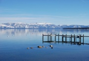 Lake Tahoe in Springtime