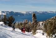 Noth Lake Tahoe Ski Lessons