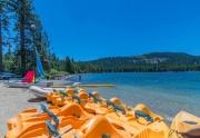 Tahoe Donner Amenties-Donner Lake
