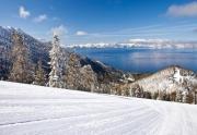 Skiing at North Lake Tahoe