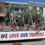 4th of July Parade & Fireworks in Truckee