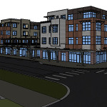 Approval for Affordable Housing in the Railyard Project